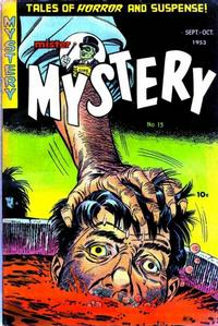 Mister Mystery Vol 1 13