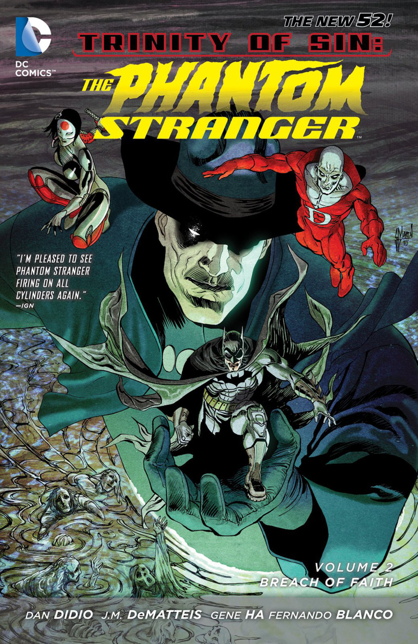 Phantom Stranger: Breach of Faith (Collected)