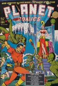 Planet Comics Vol 1 10