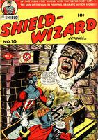 Shield-Wizard Comics Vol 1 10