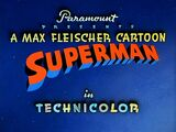 Superman (1941 Cartoons) Episode: The Mechanical Monsters