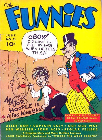 The Funnies Vol 2 21