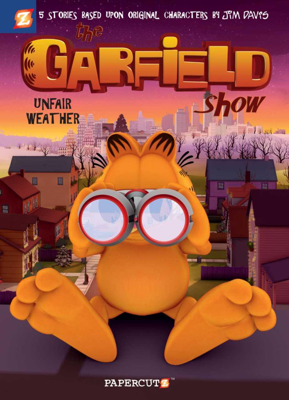 The Garfield Show (USA) Vol 1