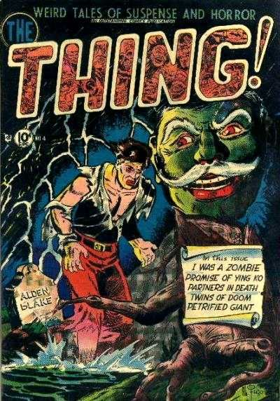 The Thing Vol 1 4