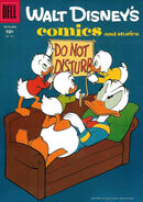 Walt Disney's Comics and Stories Vol 1 216