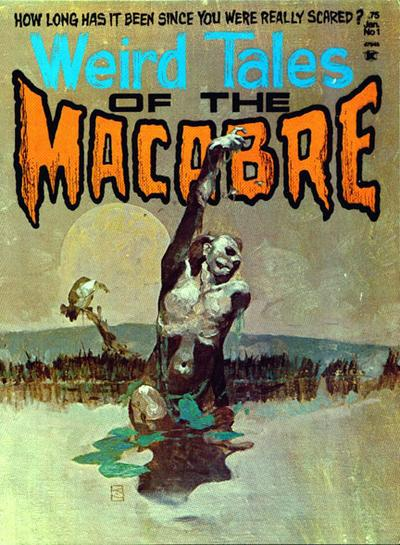 Weird Tales of the Macabre Vol 1