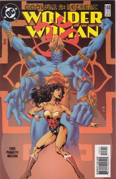 Wonder Woman Vol 2 148