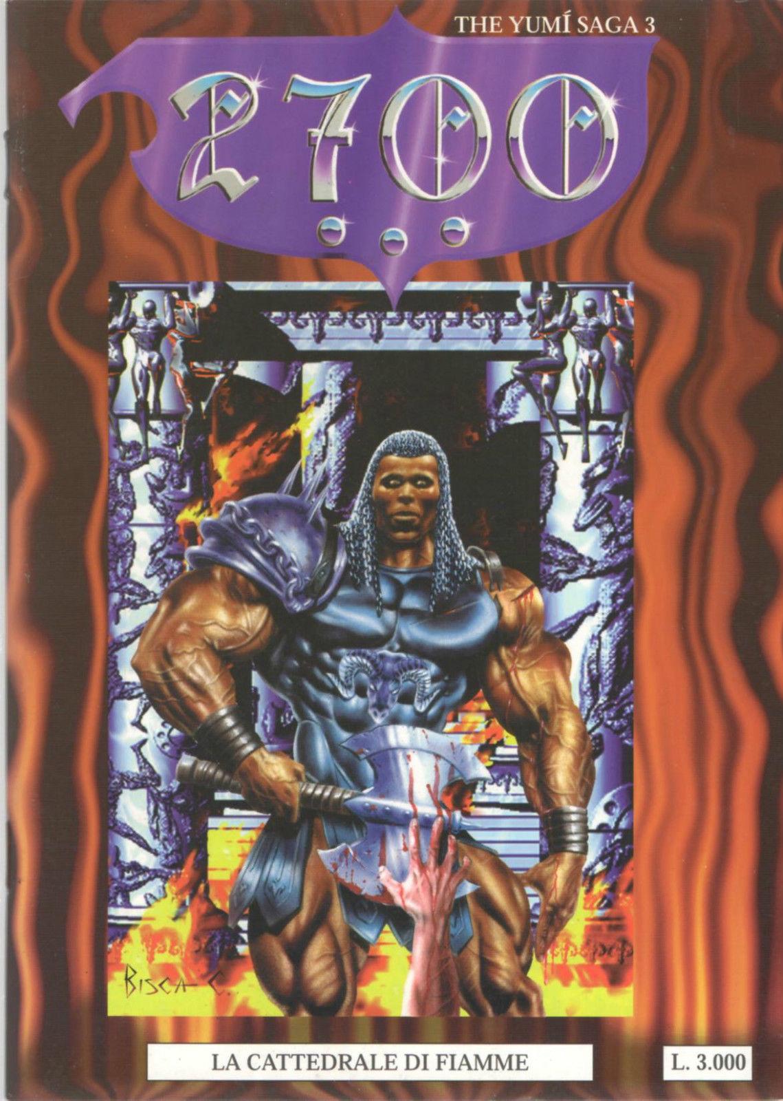 2700: The Yumí Saga Vol 1 3