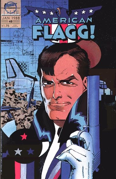 American Flagg Vol 1 48