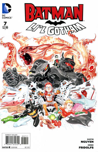 Batman: Li'l Gotham Vol 1 7