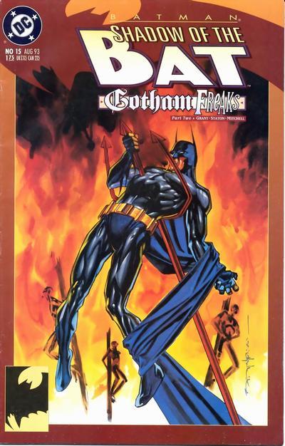 Batman: Shadow of the Bat Vol 1 15