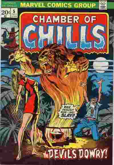 Chamber of Chills Vol 3 5