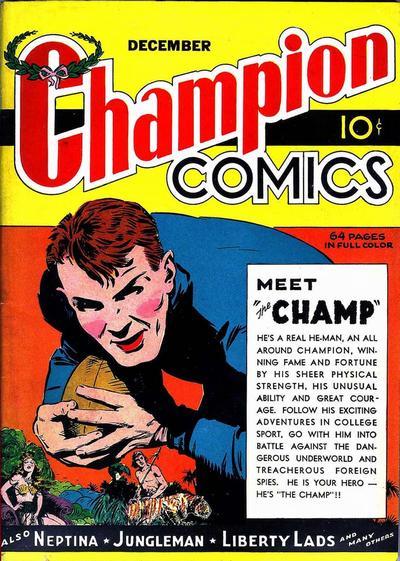 Champion Comics Vol 1 2