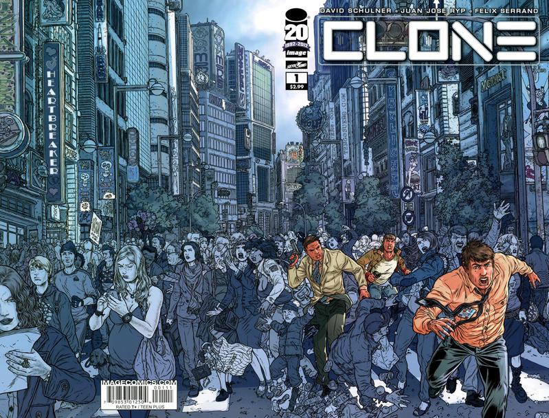 Clone Vol 1 1