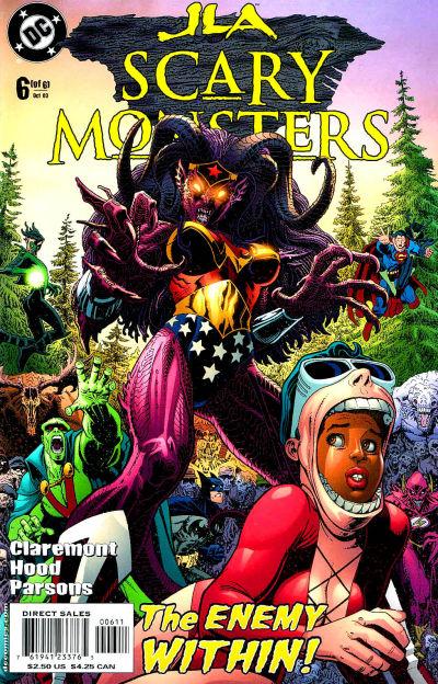 JLA: Scary Monsters Vol 1 6