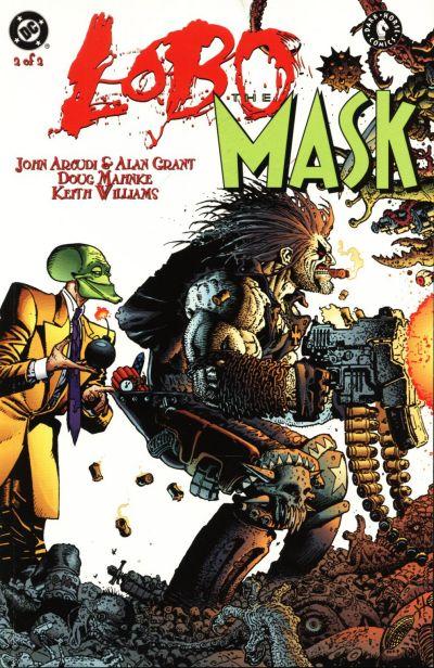 Lobo/Mask Vol 1 2