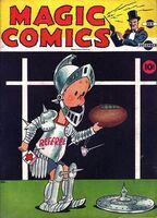 Magic Comics Vol 1 5