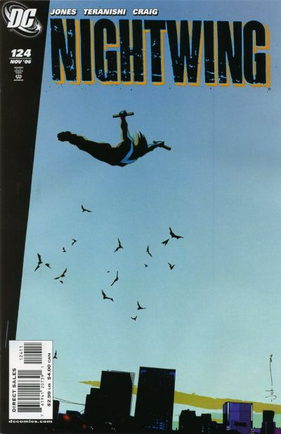 Nightwing Vol 2 124