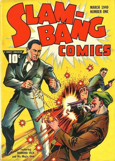 Slam-Bang Comics Vol 1