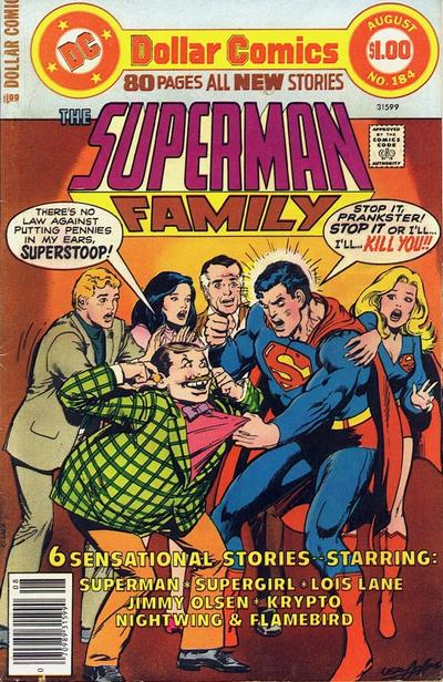 Superman Family Vol 1 184