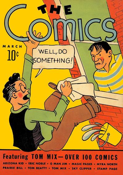 The Comics Vol 1 1