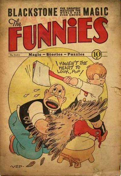 The Funnies Vol 1 12