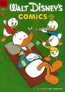 Walt Disney's Comics and Stories Vol 1 167