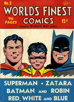 World's Finest Comics Vol 1 2