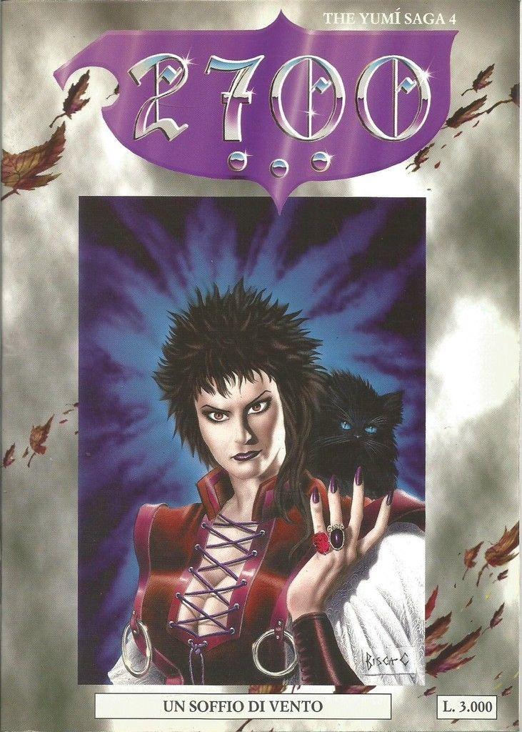 2700: The Yumí Saga Vol 1 4