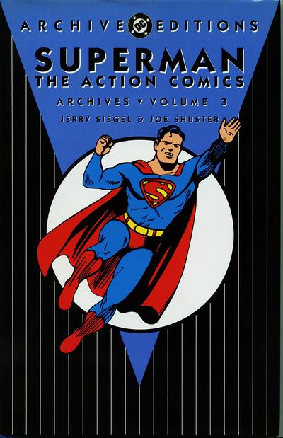 Action Comics Archives Vol 1 3