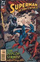 Action Comics Vol 1 707