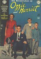 Adventures of Ozzie and Harriet Vol 1 1