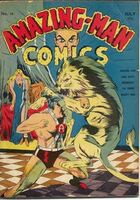 Amazing Man Comics Vol 1 14