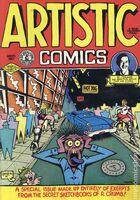 Artistic Comics Vol 1 1