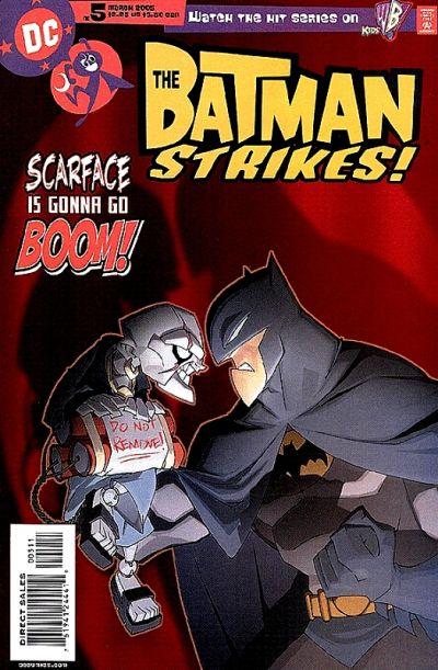 Batman Strikes Vol 1 5