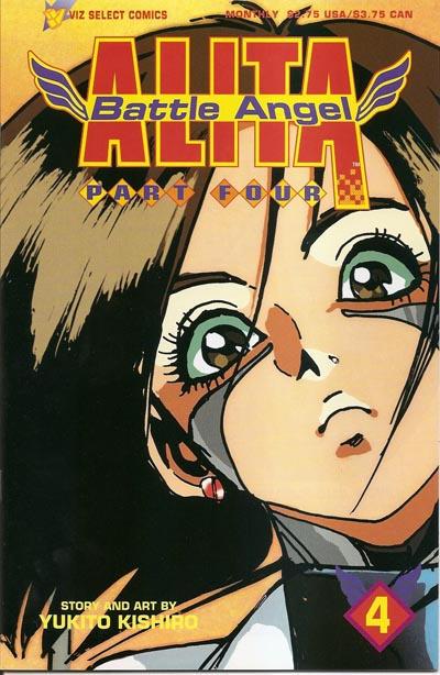 Battle Angel Alita Part 4 4