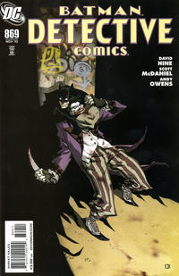 Detective Comics Vol 1 869