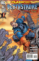 Flashpoint Deathstroke and the Curse of the Ravager Vol 1 3