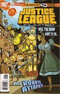 Justice League Unlimited Vol 1 22