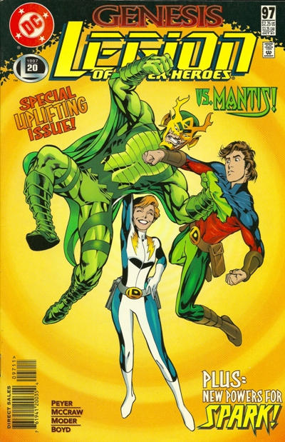 Legion of Super-Heroes Vol 4 97