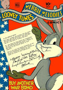 Looney Tunes and Merrie Melodies Comics Vol 1 45