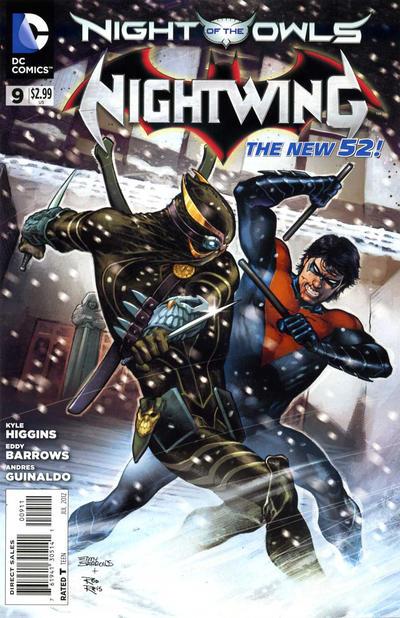 Nightwing Vol 3 9