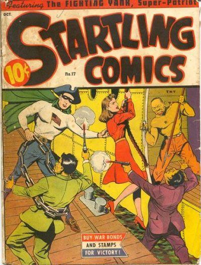 Startling Comics Vol 1 17