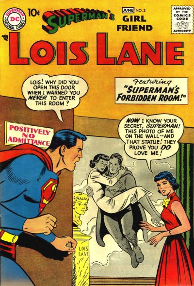 Superman's Girlfriend, Lois Lane Vol 1 2