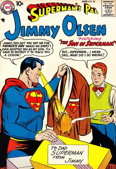 Superman's Pal, Jimmy Olsen Vol 1 30