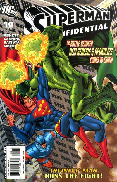 Superman Confidential Vol 1 10