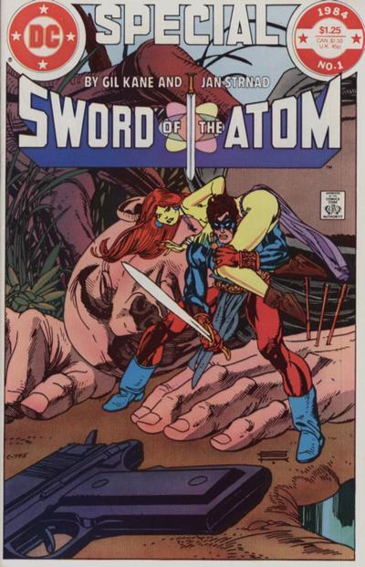 Sword of the Atom Special Vol 1 1