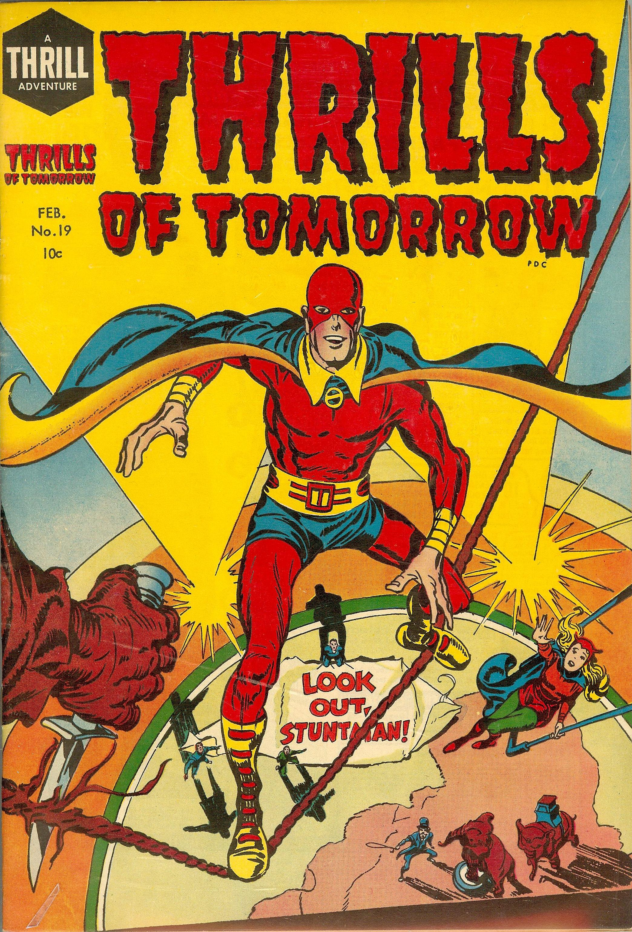 Thrills of Tomorrow Vol 1 19