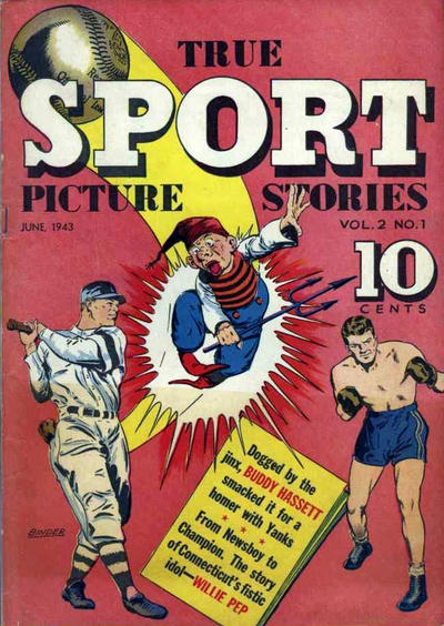 True Sport Picture Stories Vol 2 1