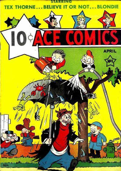 Ace Comics Vol 1
